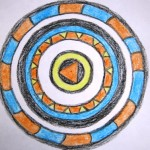 Mandala Ringe mex klein